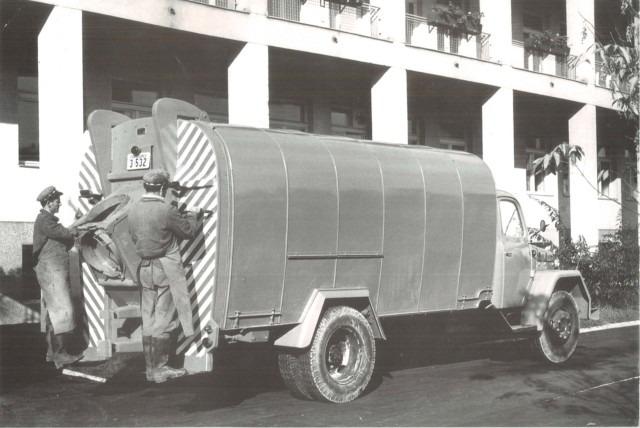 Čistoća Rijeka kamion